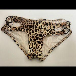 Victoria's Secret Swimsuit Bottoms- New